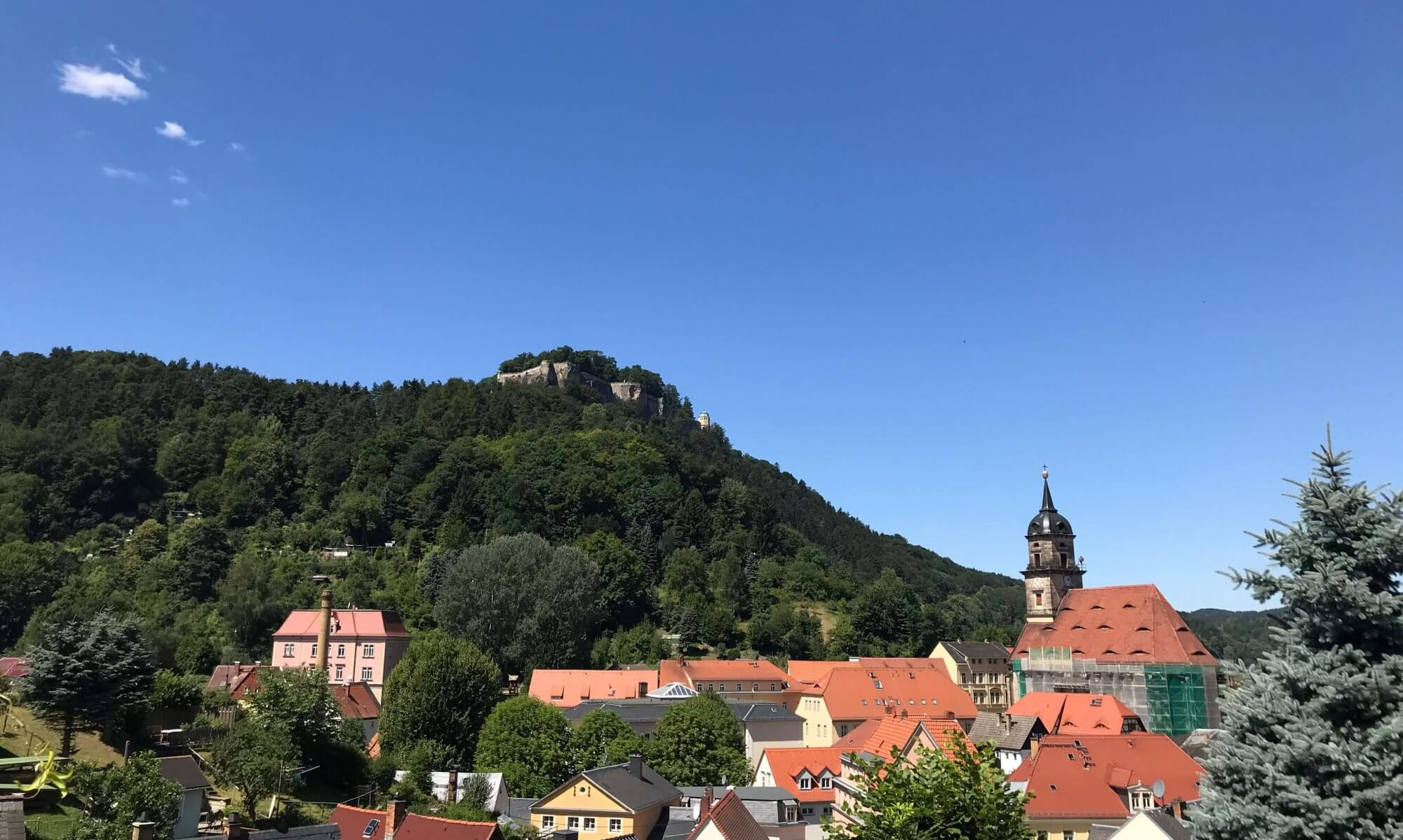 Ferienwohnung Festungsblick